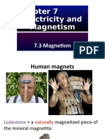 Chapter 7 7.3 Magnetism