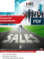 Sales and services of financial instruments G Final