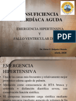 DR FERNANDO INSUFICIENCIA CARDÍACA AGUDA - PARTE II (2)