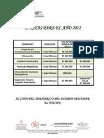TARIFAS CURSOS Y EXAMEN - 2012.pdf