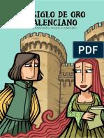 SIGLO DE ORO VALENCIANO COMIC