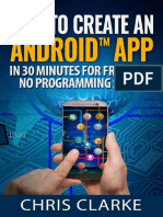 Create your first Android app in less than 30 minutes for Free - Christopher Clarke.pdf