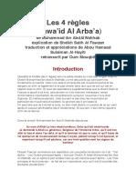 2._Les_4_Regles_Qawa3id_Al_Arba3a