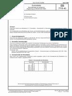 [DIN 7715-40_1998-04] -- Gummiteile - Grenzabmaße für Schläuche (Ergänzung zu DIN EN ISO 1307)