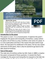 The Lake Isle of Innisfree.pptx
