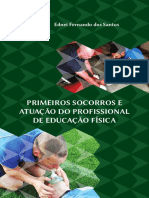 CREF - Livro 20 - Primeiros Socorros e Atuação do Profissional de Educação Física.pdf