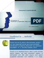 CURS 6 - Conflictele in organizatii. Rolul comunicarii.pdf