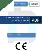 SILO DE FANGOS-DEYMA