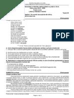 EN_VIII_Limba_romana_2020_Testul_25.pdf
