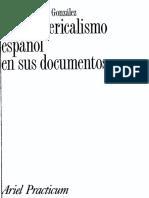 El anticlericalismo español en sus documentos - Manuel Revuelta González