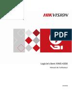 User Manual of iVMS-4200_V2.6.1 Fr