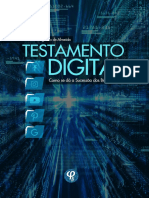 Testamento Digital - Como se dá a sucessão dos bens digitais - Juliana Evangelista de Almeida - 2019