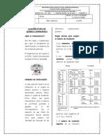 guía de química 4 corte