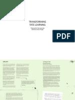 Emily Pringle - Transforming Tate Learning