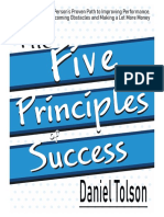 The Five Principles of Success by Daniel Tolson.pdf