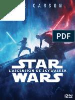 EBOOK Star Wars - Episode 9 - LAscension de Skywalker - Rae Carson.epub