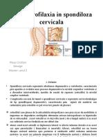Kinetoprofilaxia in spondiloza cervicala.pptx