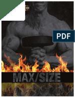 Inferno Max Size Plan