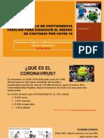 Protocolo de Contingencia Familiar Para Combatir El Covid-19. Czscd