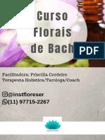Curso Florais de Bach Módulo 2