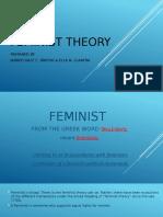 Feminist theory