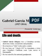 1.1. Gabriel García Márquez.............pptx