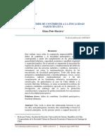 Del Deber De Contribuir A La Fiscalidad Participativa - Elena Polo Maceira