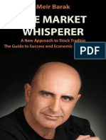 Day Trading Stocks - The Market Whisperer a New Approach to Stock Trading