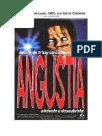 Angustia (Bigas Luna, 1987), por Aaron Cabañas
