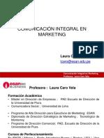Comunicación Integral en Marketing - ESAN