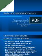 02_Segunda clase  Características del texto administrativo.ppt