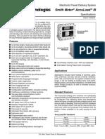 MANUAL PRESET Accuload III-S (ss06036)