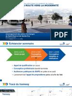 Ville de Québec - Présentation des pôles d'échange du Réseau de transport structurant