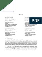 AG Against CHINA Letter
