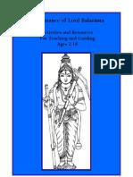 Balaram Activity Book 1