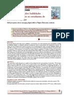 Autopercepción sobre habilidades digitales emergentes en estudiantes de Educación Superior..pdf