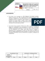 Procedimientos Montaje Mecánico y  electrico.doc rev 1.doc