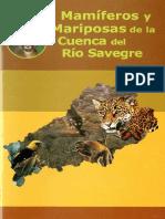 Aves, Mamíferos y Mariposas de la Cuenca del Río Savegre