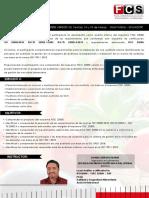 Curso Gye. Auditor Interno FSSC 22000 V.5 Gye
