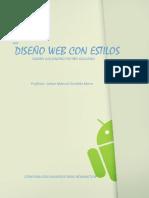 DISEÑO WEB CON ESTILOS