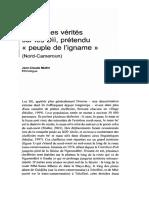 Quelques vérités sur les Dii, prétendu « peuple de l'igname».pdf