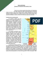 A. Apuntes preliminaries - Guerra del pacífico