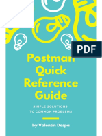 Postman Quick Reference Guide LATEST