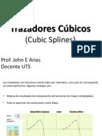 Trazadores cúbicos (1)