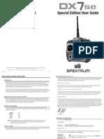 SPM-DX7se Manual Insert HR