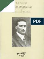 Vigotski - Sobre o problema da educação e do desenvolvimento linguísticos da criança surda - tese de informe.pdf