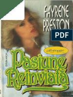 Fayrene Preston - Pasiune Reinviata