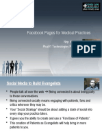 Facebook Pages For Doctors and Medical Practices
