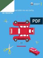 recortando Renault 4