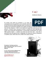 Release - E Daí - Selo Risco Impresso - Guilherme Silveira